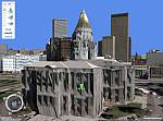 Virtual Earth 3D Denver Capitol Building 2